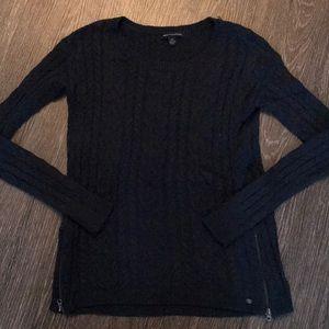 American Eagle Dark Blue Sweater